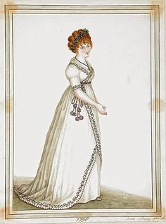 "Two Nerdy History Girls: Ann Frankland Lewis & ""The Dress of the Year"""