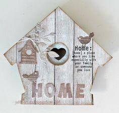 judith-creatief: Knutsel & Zo: Home