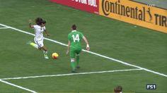 Mallory Pugh's first goal