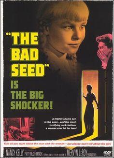 The Bad Seed (1956) (please follow minkshmink on pinterest)