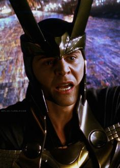 Oh Loki...I will catch you on your way down! :'(