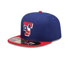 f0e6c720549 Texas Rangers 59Fifty Diamond Era Collection · Royal RedFitted CapsTexas ...