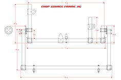 Chop Source - Frame Jig Kits and Neck Centering Cones (motorcycle frame jig parts) - XS650 Forum