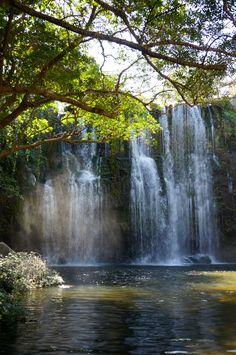 Llanos de Cortes #waterfall in #CostaRica