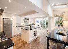 Merveilleux Magnificent Stockwell In Stockwell Greater London Side Extension Kitchen  Free Home Designs Photos Ideas Pokmenpayus