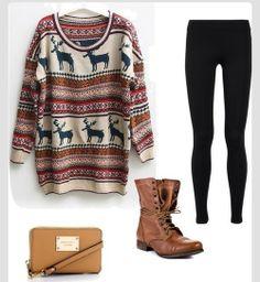 oversized sweater | Tumblr