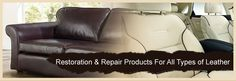 Leather Magic have a wide range of leather cleaner, Ink and Stain Remover, Cleaners & Conditioners, leather repair products designed specifically for use on leather.