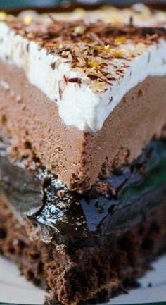 Irish Cream Coffee Mud Pie