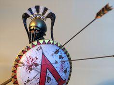 1/16 Spartan Hoplite