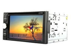 Autoradio Rungrace RL Android 4,2 lecteur DVD Multi-Touche capacitif avec WIFI, GPS, RDS, IPOD, Bluetooth, écran tactile, ATV (noir)