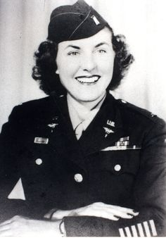 Held in a prison camp for almost three years, Mrs. Manning was WWII's last known female military POW.