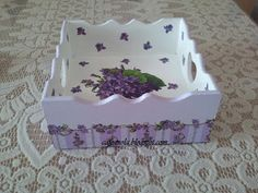 parar Decoupage Art, Pie Dish, Stencils, Diy And Crafts, Projects To Try, Desserts, Food, Home Decor, Craft