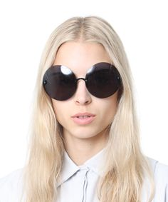 HENRY HOLLAND FOR LE SPECS   MONOBROW $44.50
