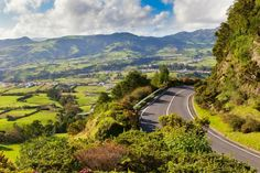 For many the attraction of the Azores is the peace, tranquility, and quiet rural scenes © Tony Zelenoff, Shutterstock Azores, Europe Destinations, Travel Guides, The Good Place, Places To Go, Country Roads, Adventure, Vacation, Puzzle