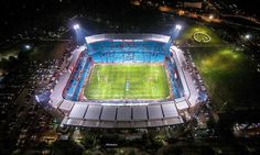 Loftus Sky View, Rugby, South Africa, Urban, City, Blue, Space, Boots, Floor Space
