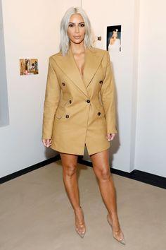 Rihanna & Kim Kardashian Are Making A Case For Power Blazers #refinery29
