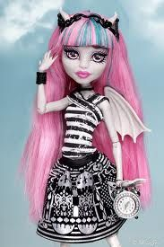 monsterhigh dolls [ rochelle goyle] - Google Search