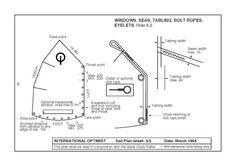 Build your own Opti - Optimist Sail Plans