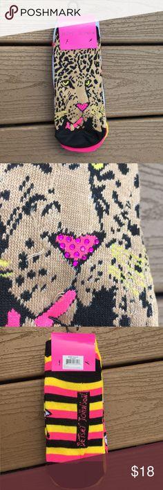 Women's Leopard Cheetah Animal Print Ankle Low Cut Socks Size 9-11 Gray