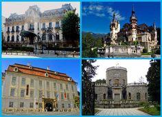 Concurs: câştigă un curs despre Palatele şi Castelele ştiute şi neştiute ale României! Louvre, Mansions, House Styles, Building, Travel, Home Decor, Viajes, Decoration Home, Room Decor