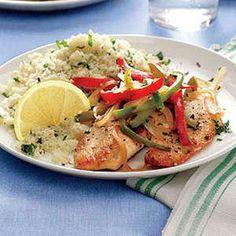 Tilapia Dinner Recipes - Rachael Ray Every Day