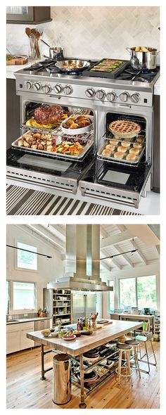 Your new kitchen starts with Bluestar!  Click to get inspired by handcrafted quality, chef-worthy performance and endless customization options available
