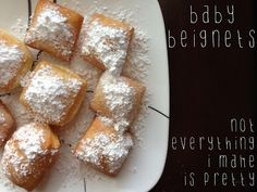 Baby Beignets - The Breakfast Hub