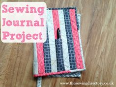 Sewing journal project