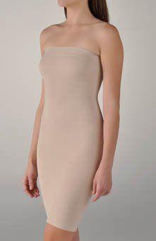 34c4526cfb Cass Luxury Shapewear 2-in-1 Full Slip (3040) L XL Nude Cass Luxury  Shapewear.  128.00