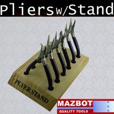 pliers stand