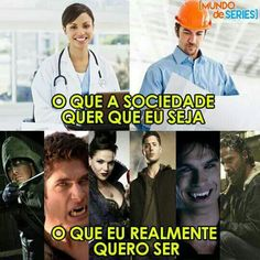 Nem me fale. Teen Wolf Memes, Ouat, Top Tv Shows, Wolf Love, Supernatural Memes, Film Books, Best Series, Vampire Diaries The Originals, Delena
