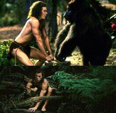 Harry Styles devient Tarzan