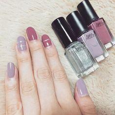 私の指先は、退屈をしらない。NAIL HOLIC(ネイルホリック) KOSE Beauty Nails, Nails Design, Nail Polish, Cute Nails, Fingernail Designs, Varnishes, Polish, Manicures, Nail Polishes