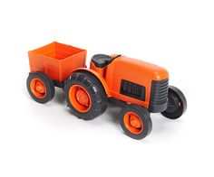 Green Toys Tractor | Made Safe in the USA
