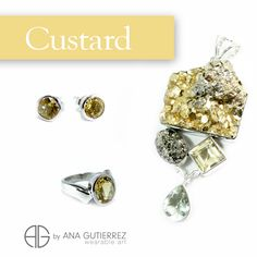 CUSTARD is a light yellow tone, it is bright and warm, combine it with classic Blue. #Custard #Colors #desing #joyas #jewels #fashion #pantone #Outfit #CostaRica #lasVegas #Moda #Fashionista #2015 #Colorreport #FashionColorReport