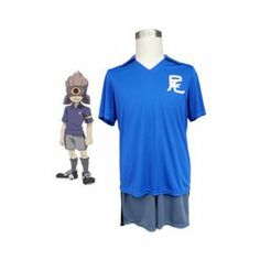 6c707562889 Inazuma Eleven Middle School Football Trikot Cosplay Costume Cosplay  Costumes For Sale