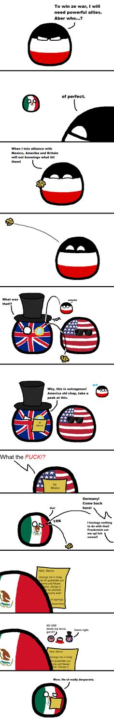 How USA entered WWI | Polandball Comics