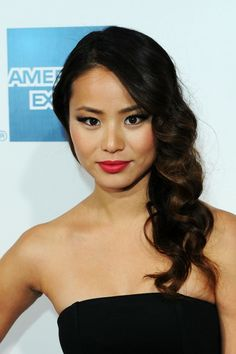 "Jamie Chung at ""Knife Fight"" special screening Tribeca Film Festival"