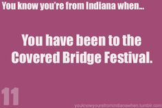 Know you're from Indiana- this will be my first year going. I hope i find one of these with one from the Feast of the Hunters Moon