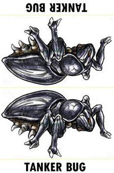 Starship Troopers Sheet 001 Starship Troopers Bugs, Sci Fi Models, Seven Wonders, Tabletop Rpg, Jumping Jacks, Predator, Aliens, Sailor Moon, Novels