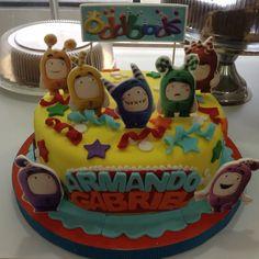 Torta infantil motivo Oddbods entregada esta semana ;) #oddbodscake #rebecakes #valenciacarabobo #cake