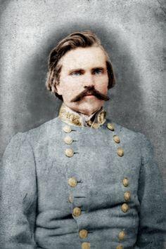 Confederate General Simon Bolivar Buckner