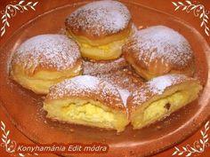 Archívy Koláče - Page 36 of 49 - Receptik. Hungarian Desserts, Hungarian Cake, Hungarian Cuisine, Hungarian Recipes, Turkish Recipes, Sweet Recipes, Cake Recipes, Dessert Recipes, Easy Cooking