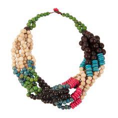 Amazon Necklace Tribal design inspiration on Fab.