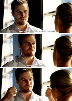 #Arrow #Olicity #Season5 #5x05
