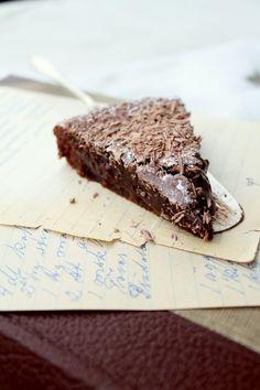 Mjölkchokladkladdkaka – Fridas bakblogg
