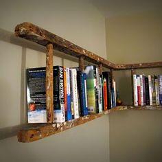 das etwas andere Bücherregal