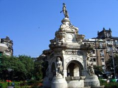 Flora Fountain, Mumbai