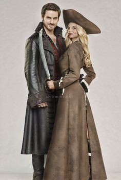 Oh.. MY DEAR GOD THIS IS TOO MUCH!! njasknowpd❤❤ // Once Upon a Time | Captain Swan Fan Art #ouat #onceuponatime #otp
