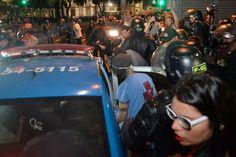 A face repressiva da democracia durante a Copa